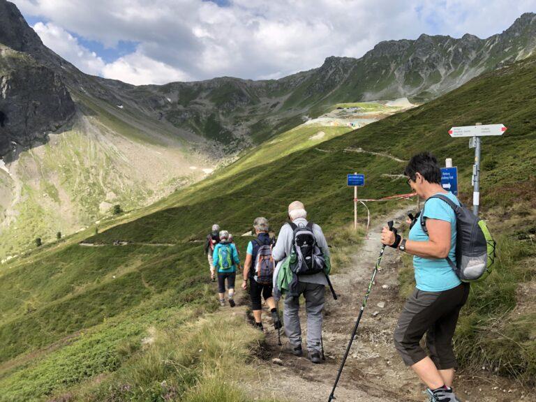 Tolles Bergwetter, schöne Wanderungen und gute Laune - Image 5