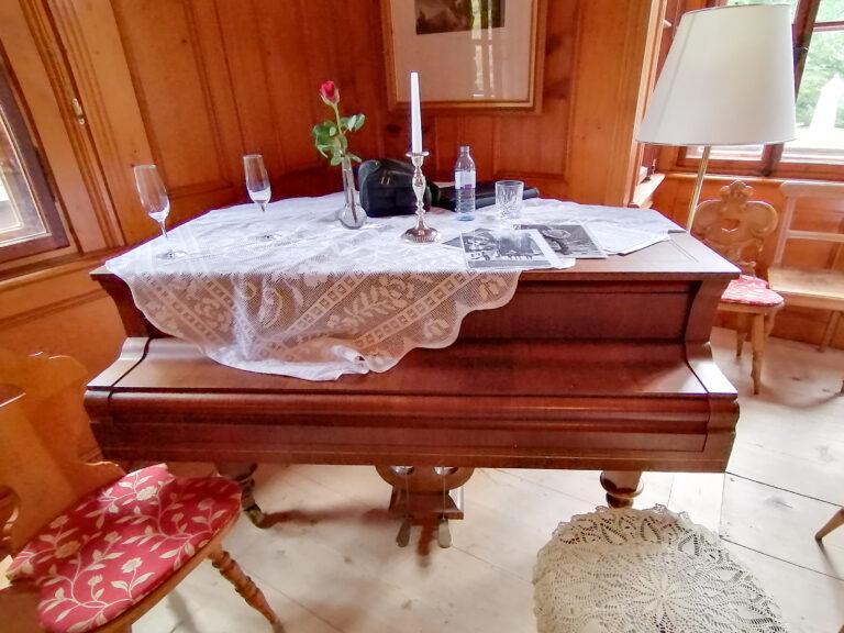Besuch der Villa Maud in Schoppernau-Hopfreben - Image 5
