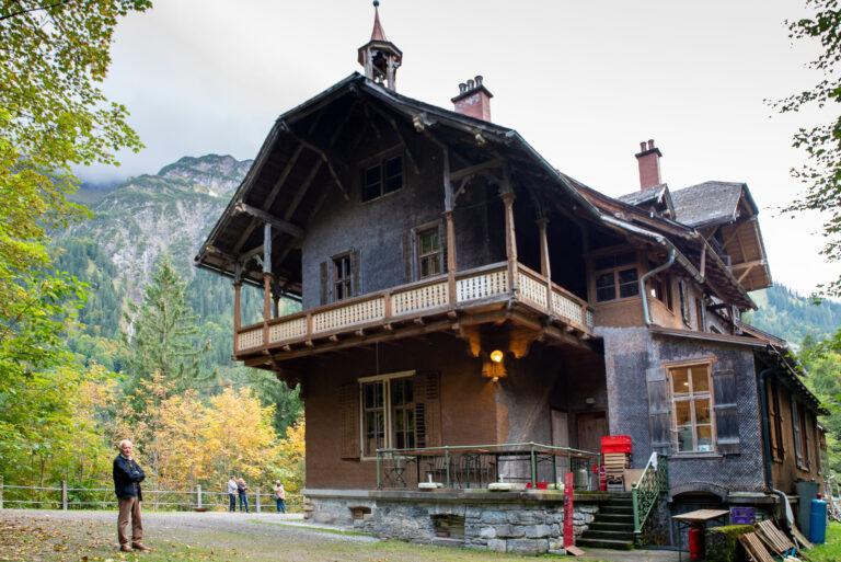 Besuch der Villa Maud in Schoppernau-Hopfreben - Image 6