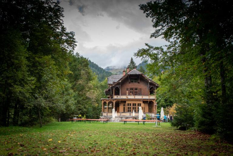 Besuch der Villa Maud in Schoppernau-Hopfreben - Image 31