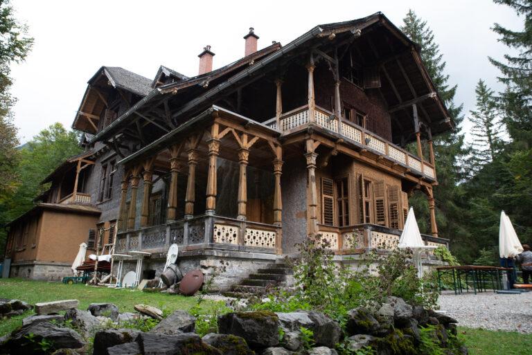 Besuch der Villa Maud in Schoppernau-Hopfreben - Image 11