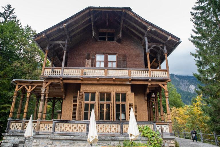Besuch der Villa Maud in Schoppernau-Hopfreben - Image 33