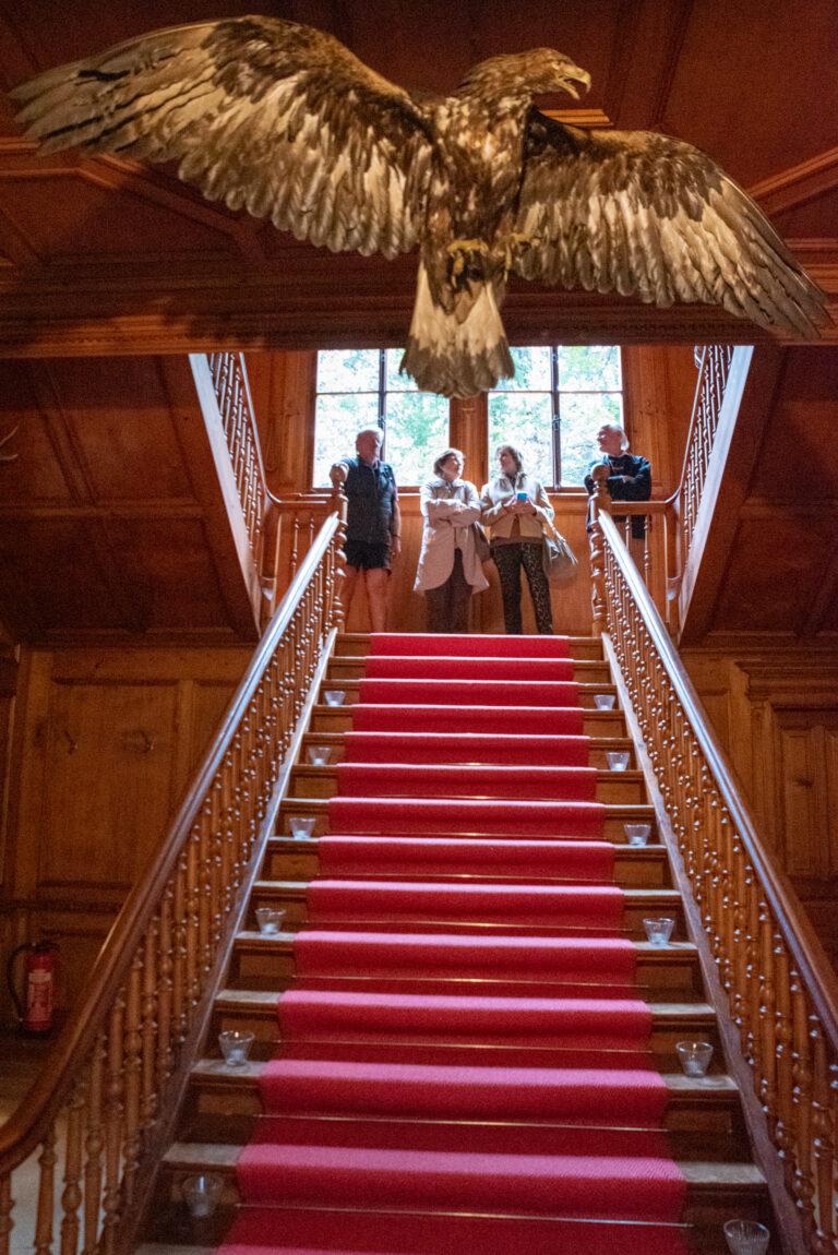 Besuch der Villa Maud in Schoppernau-Hopfreben - Image 14