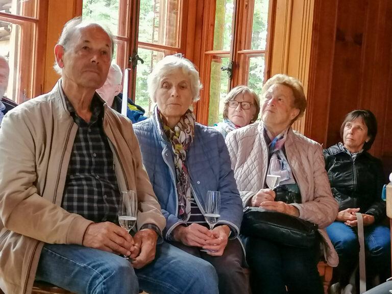 Besuch der Villa Maud in Schoppernau-Hopfreben - Image 16