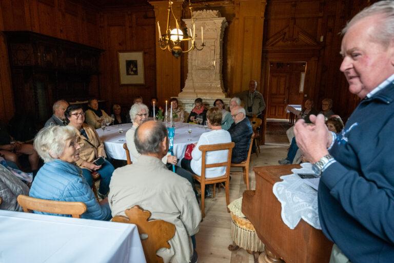 Besuch der Villa Maud in Schoppernau-Hopfreben - Image 17