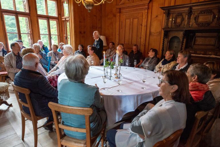 Besuch der Villa Maud in Schoppernau-Hopfreben - Image 41