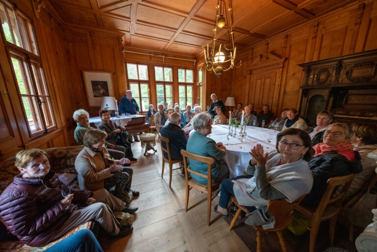 Besuch der Villa Maud in Schoppernau-Hopfreben - Image 42
