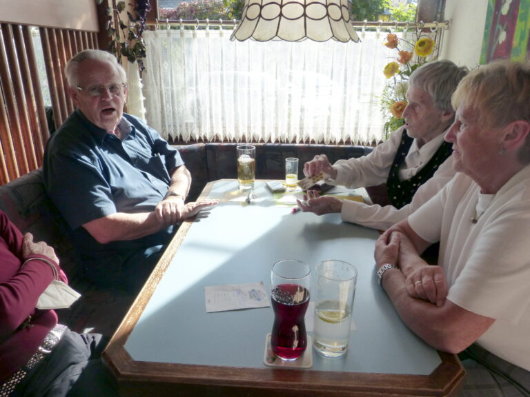 Seniorenbund Götzis veranstaltete Preisjassen - Image 14