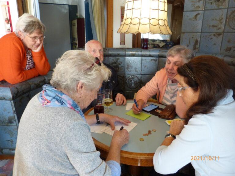 Seniorenbund Götzis veranstaltete Preisjassen - Image 4