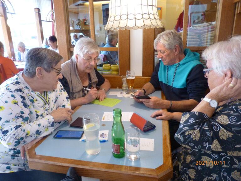 Seniorenbund Götzis veranstaltete Preisjassen - Image 5