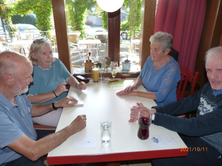 Seniorenbund Götzis veranstaltete Preisjassen - Image 7