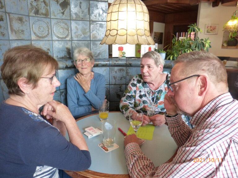Seniorenbund Götzis veranstaltete Preisjassen - Image 11